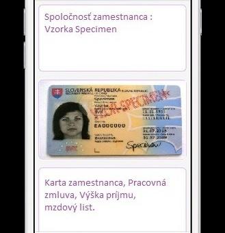 Spojenie mobilnej aplikácie a mzdového účtovného softvéru